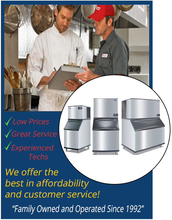 Low Prices, Great Service, Experienced Techs